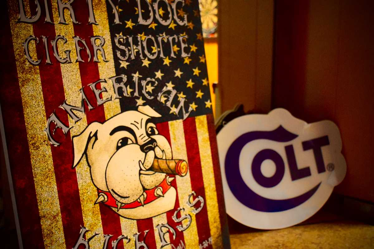 Dirty Dog Cigar Shoope - Local Owned Cigar Shop