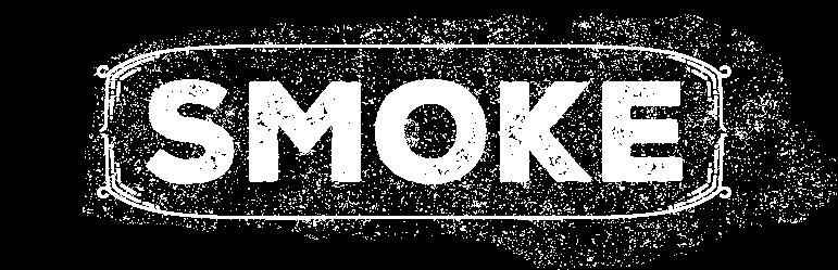 Cigar Smoke - Lettering