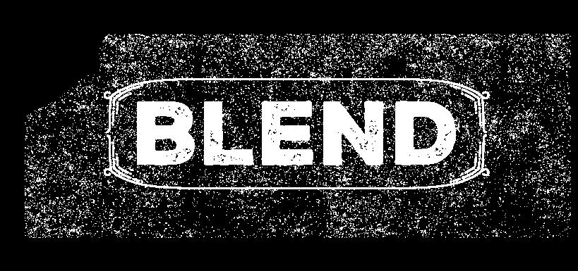 Tobacco Blend - Lettering